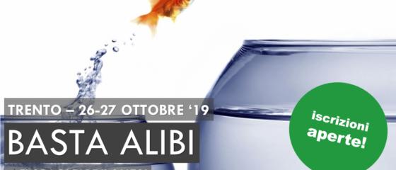 basta alibi – corso di coaching a Trento